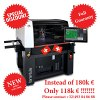 TARANTULA dispenser DEMO Machine Only 500 Working Hours (M2106ESSCH01)